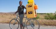 Getränkelogistik in Madagaskar